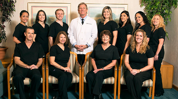 Dr. Rubino and our staff
